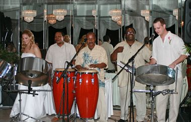 Florida's Most Popular Caribbean Steel Drum Band
